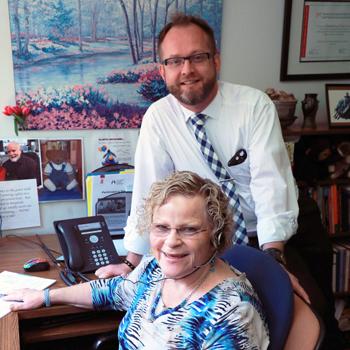 Sandie and Robert