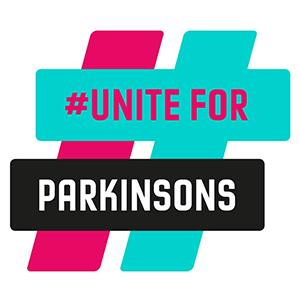 logo #UniteForParkinsons