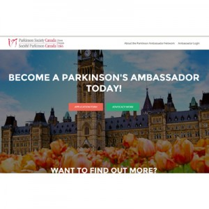 parkinson_ambassador_screenshot