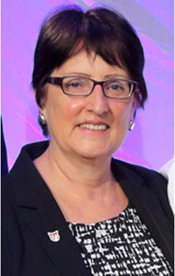 Joyce Gordon, présidente et chef de la direction de Parkinson Canada