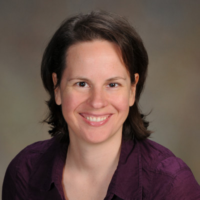 Assistant Professor Caroline Paquette