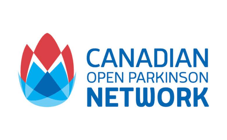 Canadian Open Parkinson Network Logo