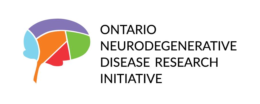 Logo for Ontario Neurodegenerative Disease Research Initiative (ONDRI)