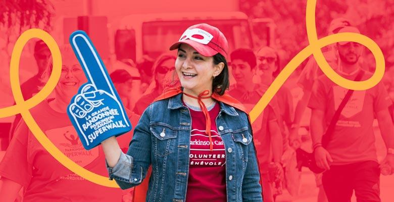 Parkinson Canada SuperWalk 2021 is almost here - register now!